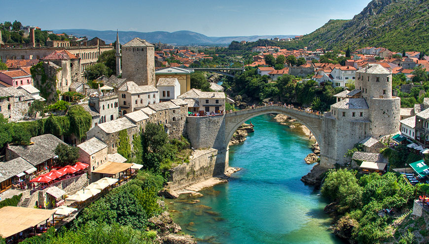 travel and visit bosnia